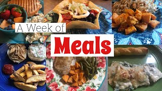 What's for Dinner?| Family Meal Ideas| July 2-8, 2018