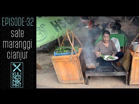 Video Ep 32 - Sate Maranggi Khas Cianjur (Maranggi Satay From Cianjur)