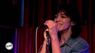 "Charlotte Gainsbourg performing ""Deadly Valentine"" live on KCRW"