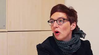 TripleP-Trainerin Sandra Brand