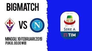 Live Streaming dan Jadwal Pertandingan Fiorentina Vs Napoli di HP via MAXStream beIN Sports