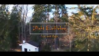 IFlight BumbleBee DJI - first test flight - Cinewhoop