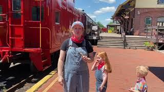 Rocky Railway VBS Day 1