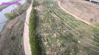 [#50] #Spring # Flower # Racing Drone # Freestyle Hunter FPV