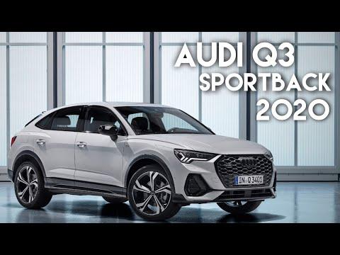 NOVO Audi Q3 Sportback 2020 no BRASIL!