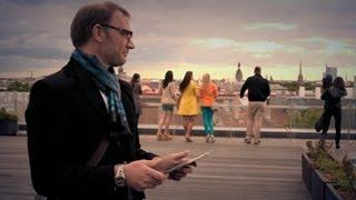 preview picture of video 'Lettonia. La città di Riga'