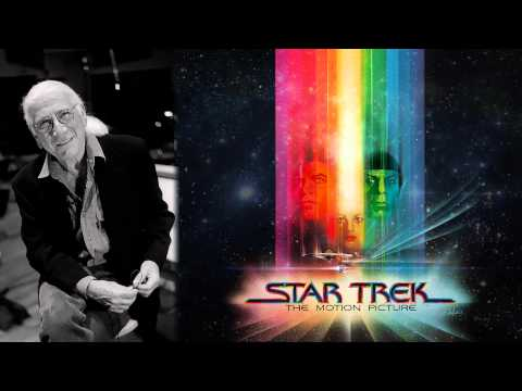 Star Trek TMP - Main Theme (First Studio Recording - 23 Oct 1979)