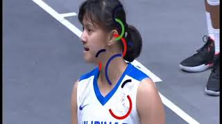 SEA Games 2019: 3x3 Basketball Women's Finals Philippines vs Thailand (Full game and awarding)
