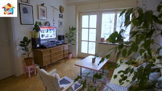 Ambienti TV Show-  Huda Lukna / iRobot