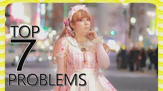 7 PROBLEMS Foreigners in Japan often experience