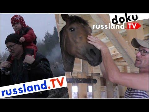Russland: Schweizer Ökohof aus der Asche [Video]
