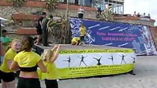 preview picture of video 'Kingsbury Academy of Dance - La Zenia Beach'