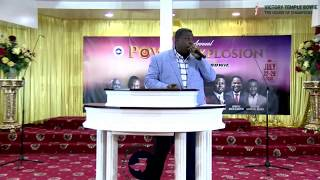 POWER EXPLOSION 2018: Pastor Gabriel Eziashi  Special Ministration