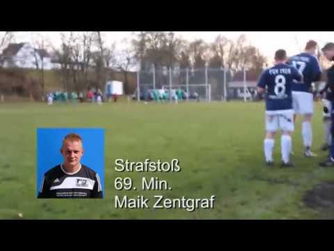 Strafstoßtor Maik Zentgraf Gräfinau-Angstedt vs Weimar 2.