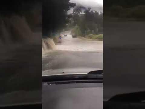Έντονη βροχόπτωση στη Θεσσαλονίκη