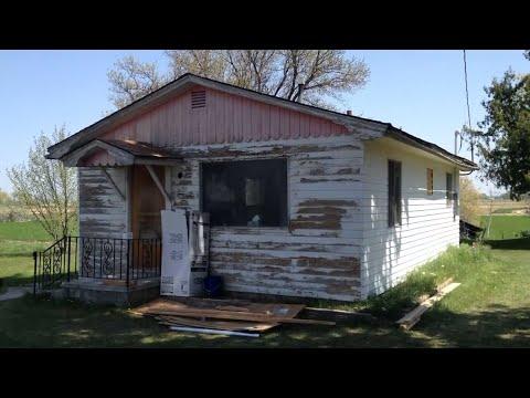 Девушка получила в наследство старый дом и создала из него уютное жилище