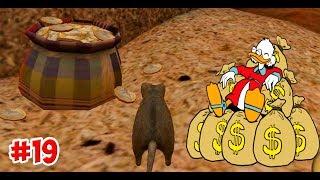 ТЕПЕРЬ МЫ БОГАТЫ !!! Mouse Simulator  19 серия
