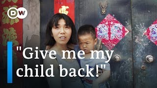 Child trafficing in China   DW Documentary (crime documentary)