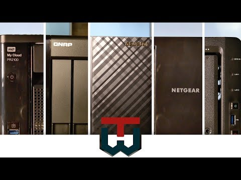 Die 5 besten NAS-Server im TechWatch Vergleich