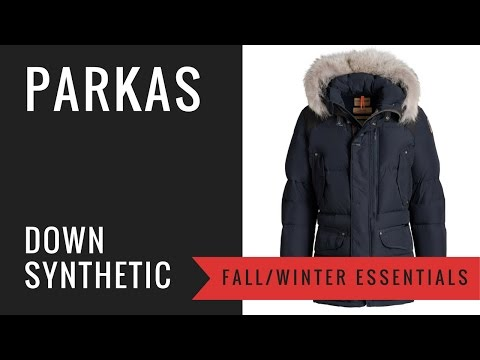 Men's Winter Coats/Jackets - The Parka | Men's Fall Winter Essentials Series - Down