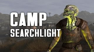 Camp Searchlight and the Legion's Bag of Dirty Tricks - Fallout New Vegas Lore
