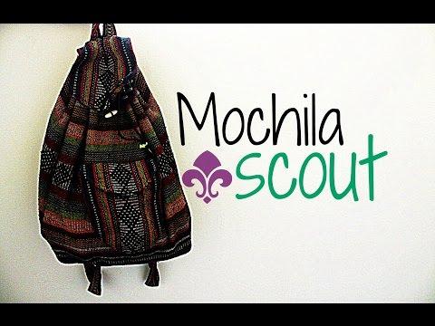 TAG que llevo en mi mochila de los scouts! ♥