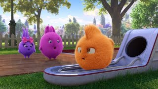 Sunny Bunnies   🎳 Turbo Is A Bowling Ball ? 🎳   SUNNY BUNNIES COMPILATION   Cartoons for Children