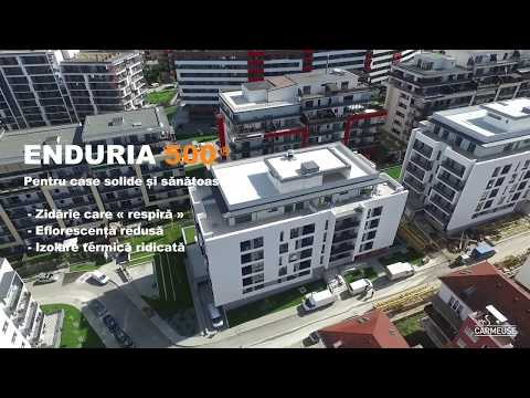 ENDURIA® 500 - Tutorial utilizare produs