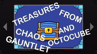 СОКРОВИЩА/ TREASURES FROM CHAOS GAUNTLET AND OCTOCUBE | GD | EROKEZ |