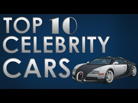 Hollywoods Top Ten Cars