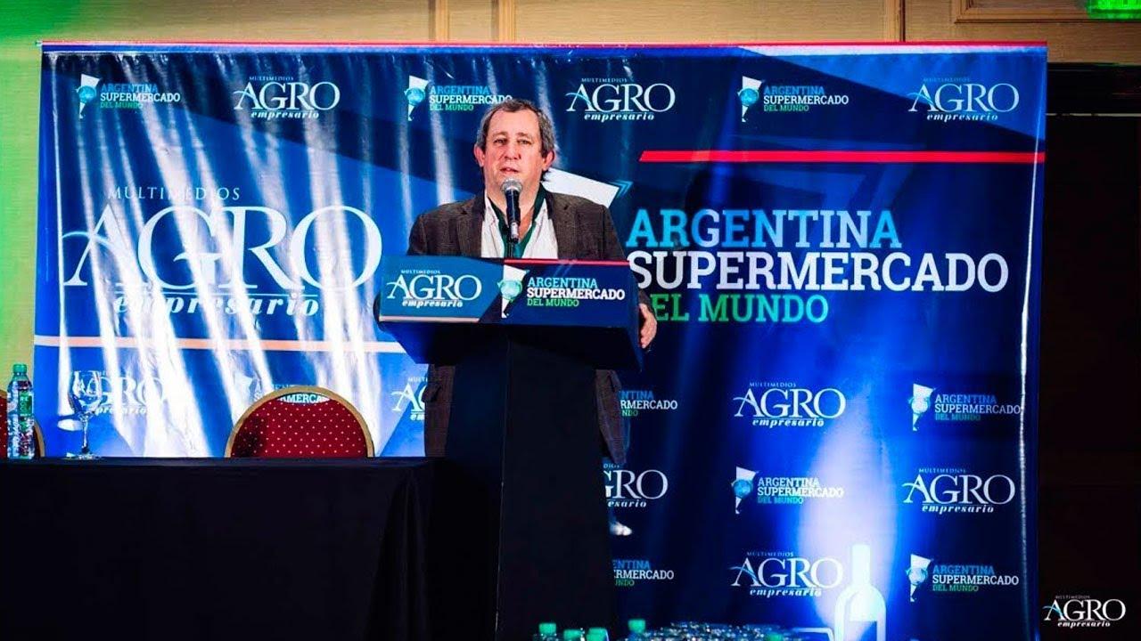 Luis Arias - Ex presidente de ASAGIR