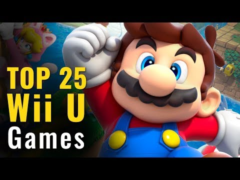 Top 25 Best Wii U Games of All Time [Final]