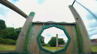 Let's Have Fun on the Playground Slides! | FPV Freestyle | #21CONCEPT