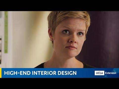 Interior Design Certificate: Emily Wilson - YouTube