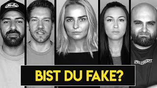 Bist du Fake? (Fragen mit Jana Riva, Ana, Abdel und Cengiz)