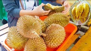 Cực sốc ăn sầu riêng trả hột ở Sài Gòn chỉ còn 25k ngày cuối tuần | street food of saigon