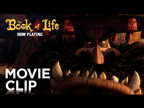 The Book of Life The Book of Life (Clip 'No One's That Big')