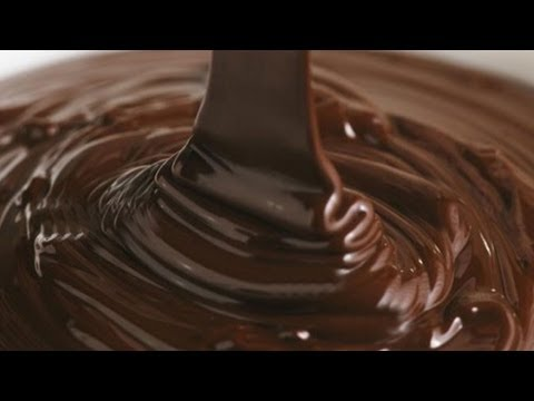 Chocolate Ganache – Recipe by Laura Vitale – Laura in the Kitchen Episode 172