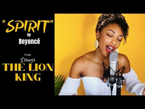 SPIRIT- BEYONCE (Disney's The Lion King) Cover