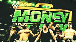 WWE 2K16 Money in the Bank Promo