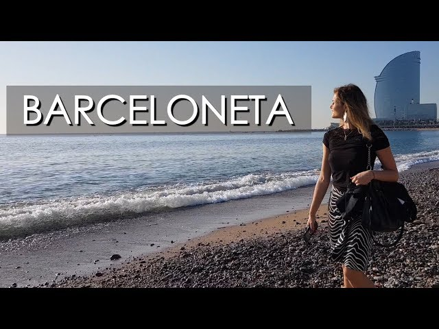 1 Minute in Barceloneta Beach