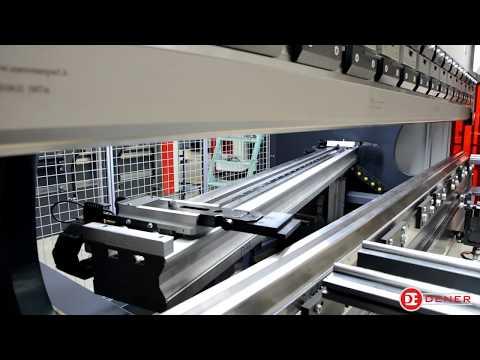 Smart XL Hydraulic Press Brake Machine