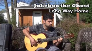 Jukebox the Ghost - Long Way Home (acoustic cover)
