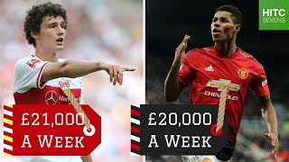 7 Most Underpaid Footballers (2019)