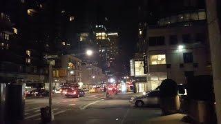 Where to run at night nyc
