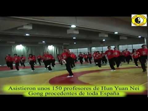 Examen federativo de Hun Yuan Nei Gong