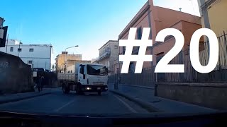 Driving In Italy #20 _bad Drivers Napoli