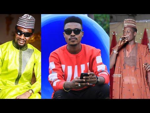 An Samu Sabon Mawakin Dayafi Nura M Inuwa, Umar M Shareef Da Ado Gwanja Iya Waka (Musha Dariya)