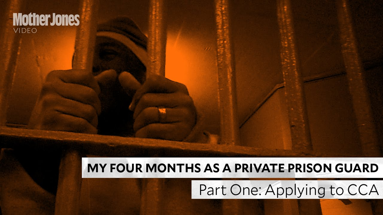 My Four Months as a Private Prison Guard: Part One thumbnail