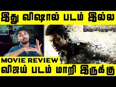 Irumbu Thirai Movie Review By #SRK Leaks | Vishal | Samantha Akkineni